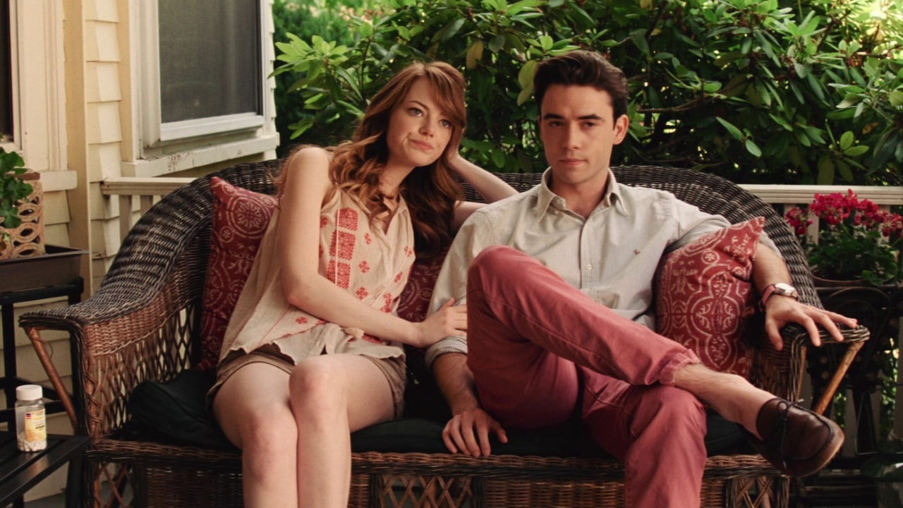 Irrational Man: You're Paranoid