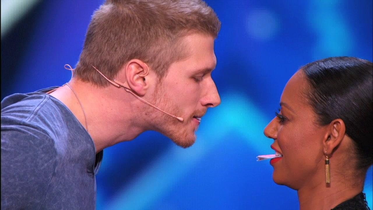 America's Got Talent: Michael John