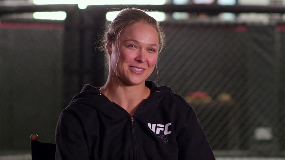 Entourage: Ronda Rousey On The Story