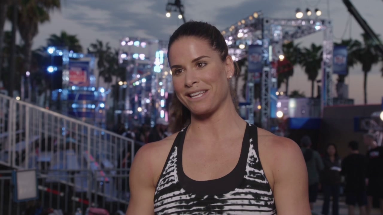 American Ninja Warrior: Excited To Try It Out