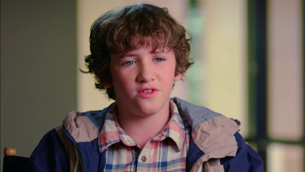 San Andreas: Art Parkinson On The Director