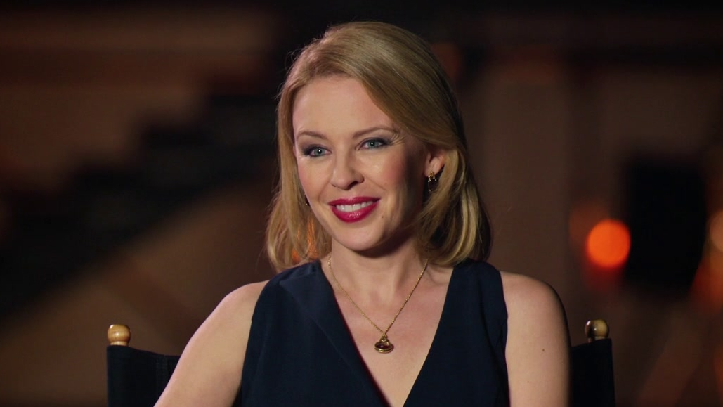San Andreas: Kylie Minogue On The Script