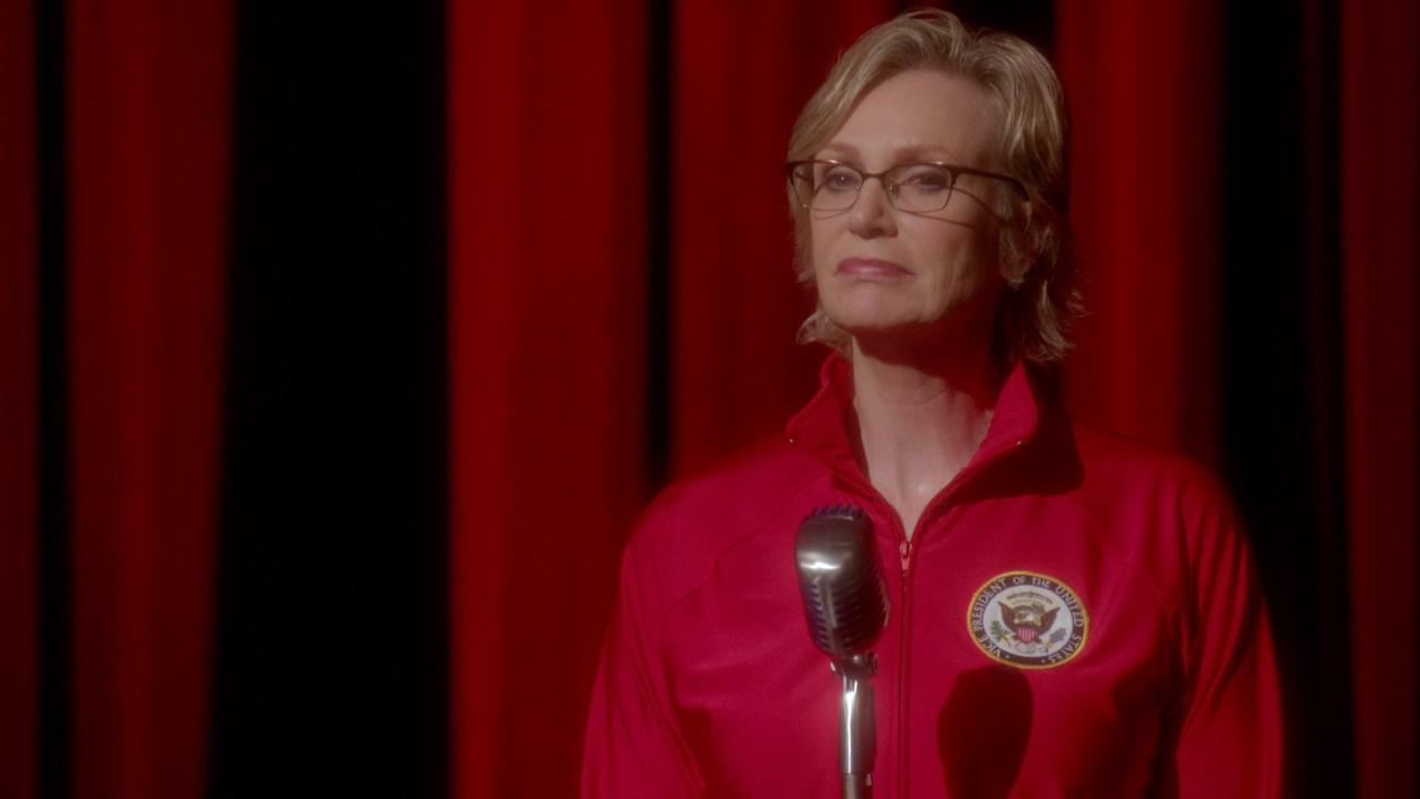 Glee: Sue Speech