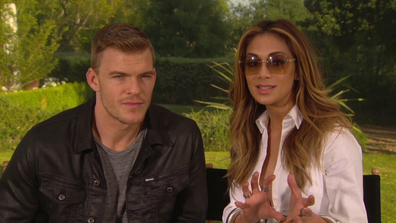I Can Do That: Nicole Scherzinger And Alan Ritchson