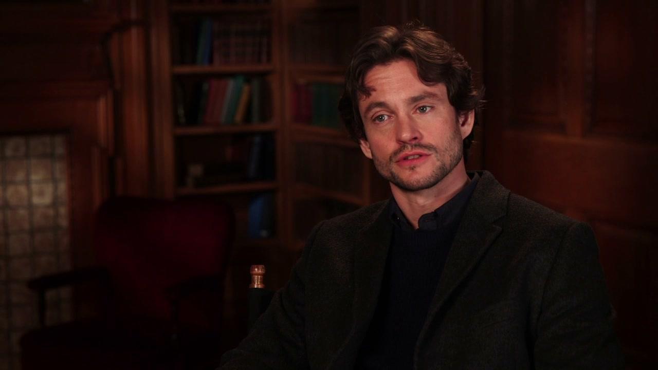 Hannibal: Hugh Dancy