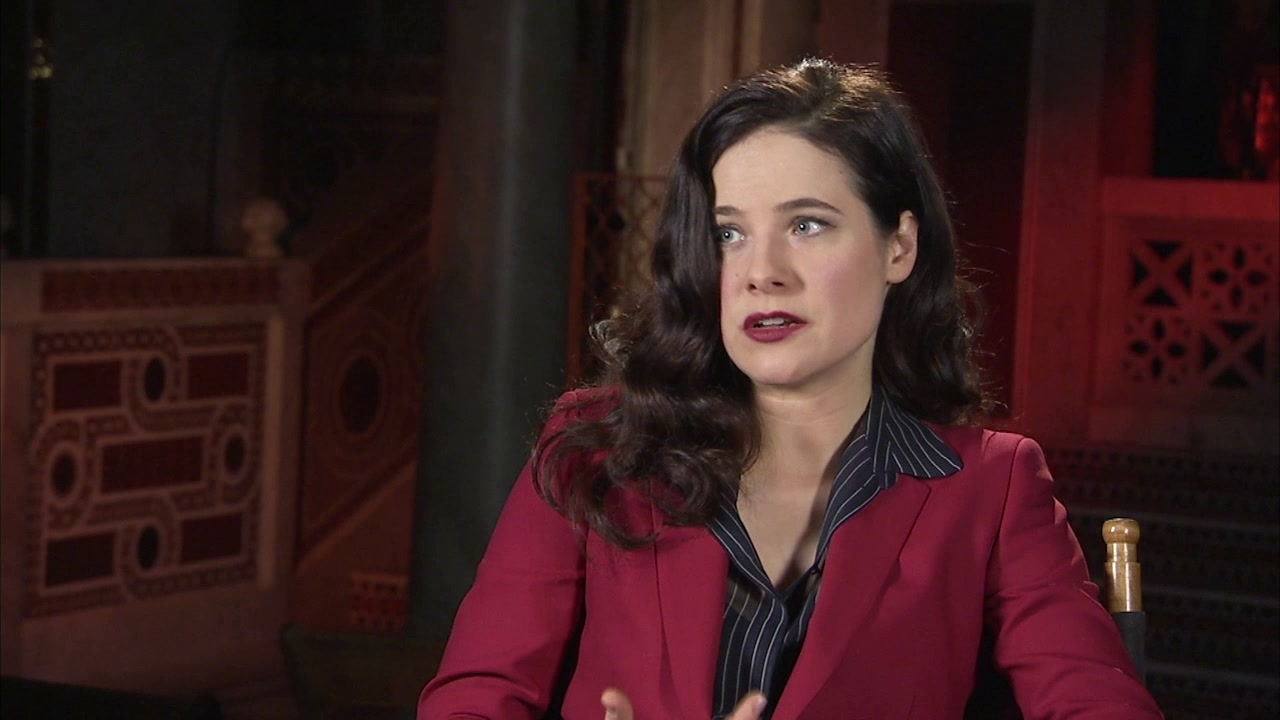 Hannibal: Caroline Dhavernas