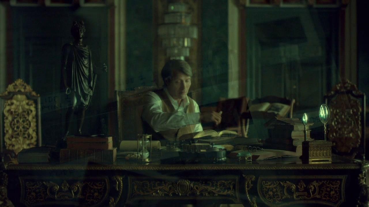 Hannibal: Hannibal The Curator