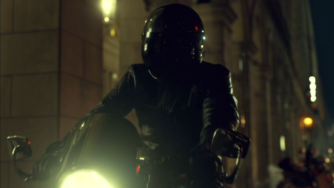 Hannibal: Motorcycle