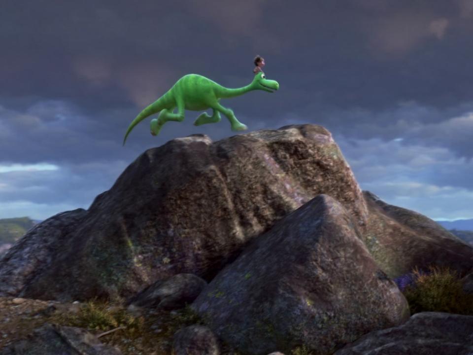 The Good Dinosaur (UK Trailer 1)