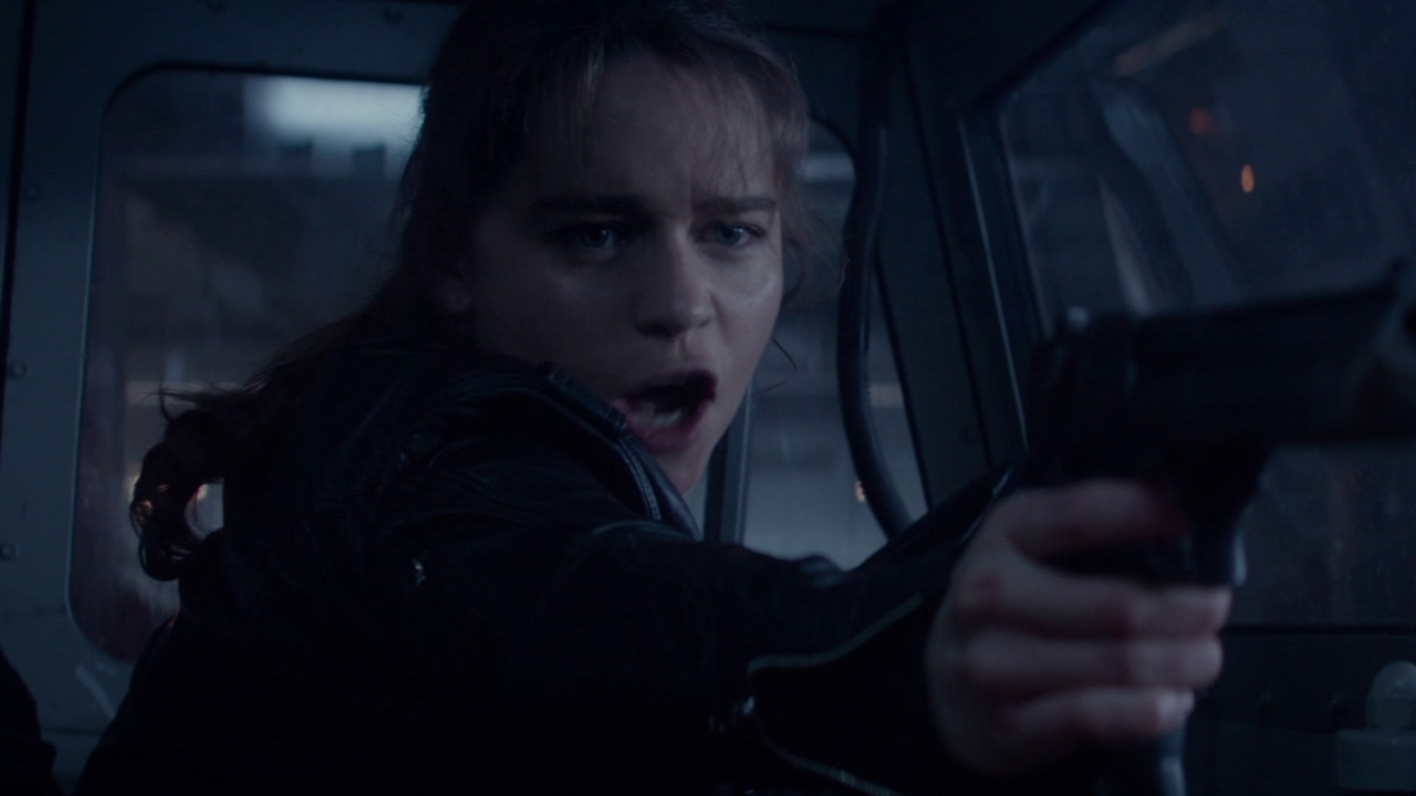 Terminator Genisys: Come With Me If You Want To Live