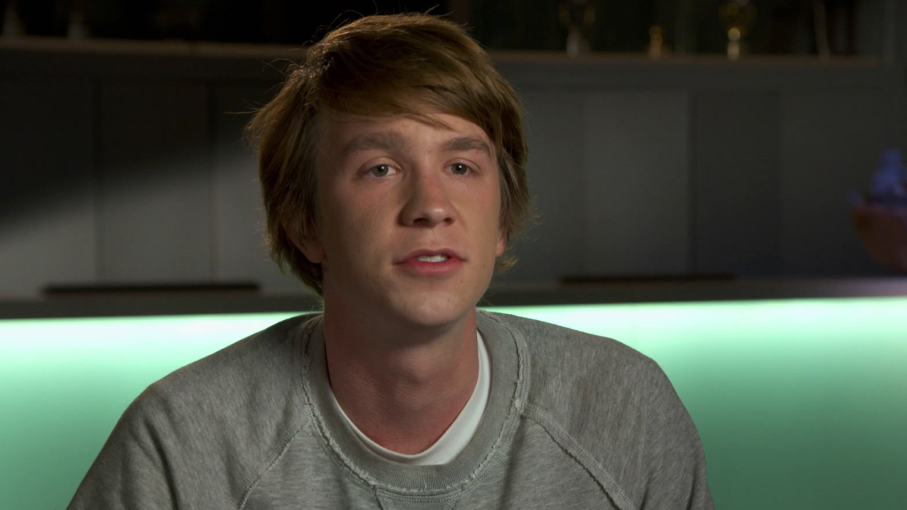 Me And Earl And The Dying Girl: Thomas Mann On Olivia Cooke