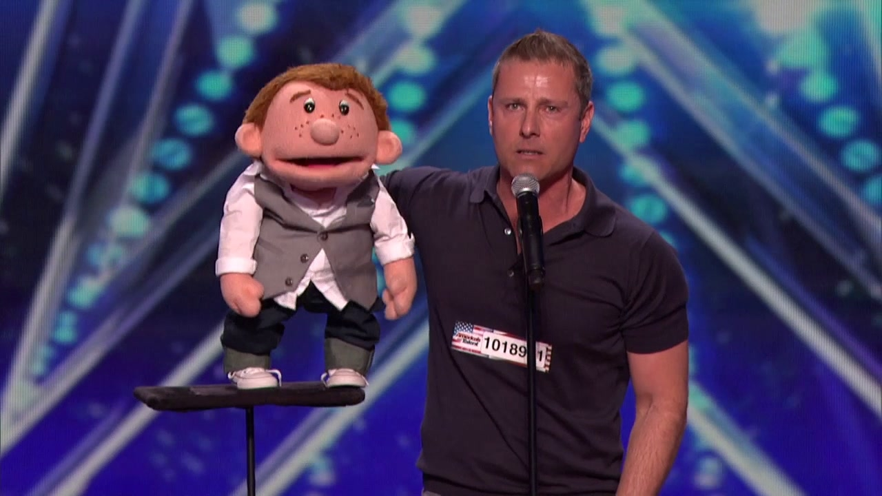 America's Got Talent: Paul And His Buddy
