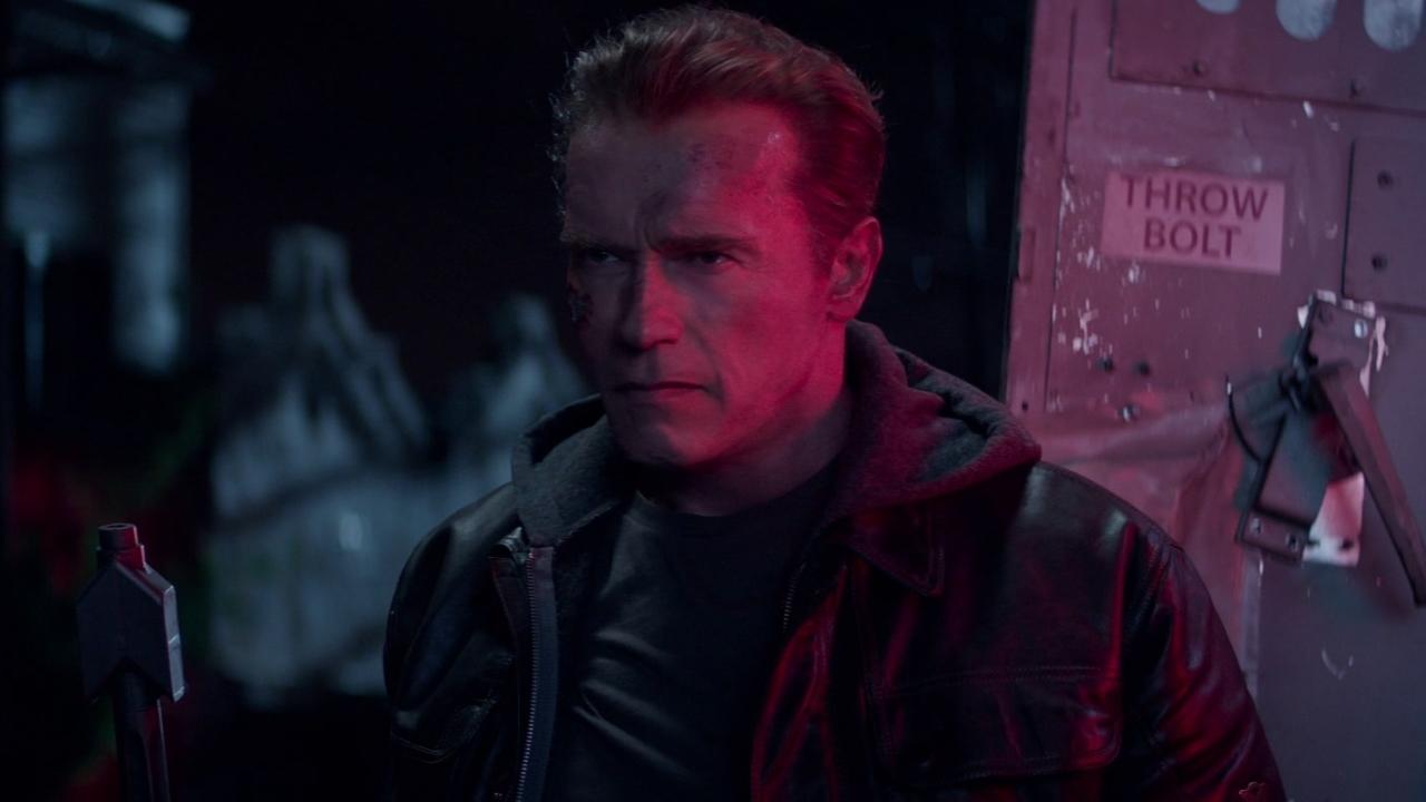Terminator Genisys: I Didn't Kill Him