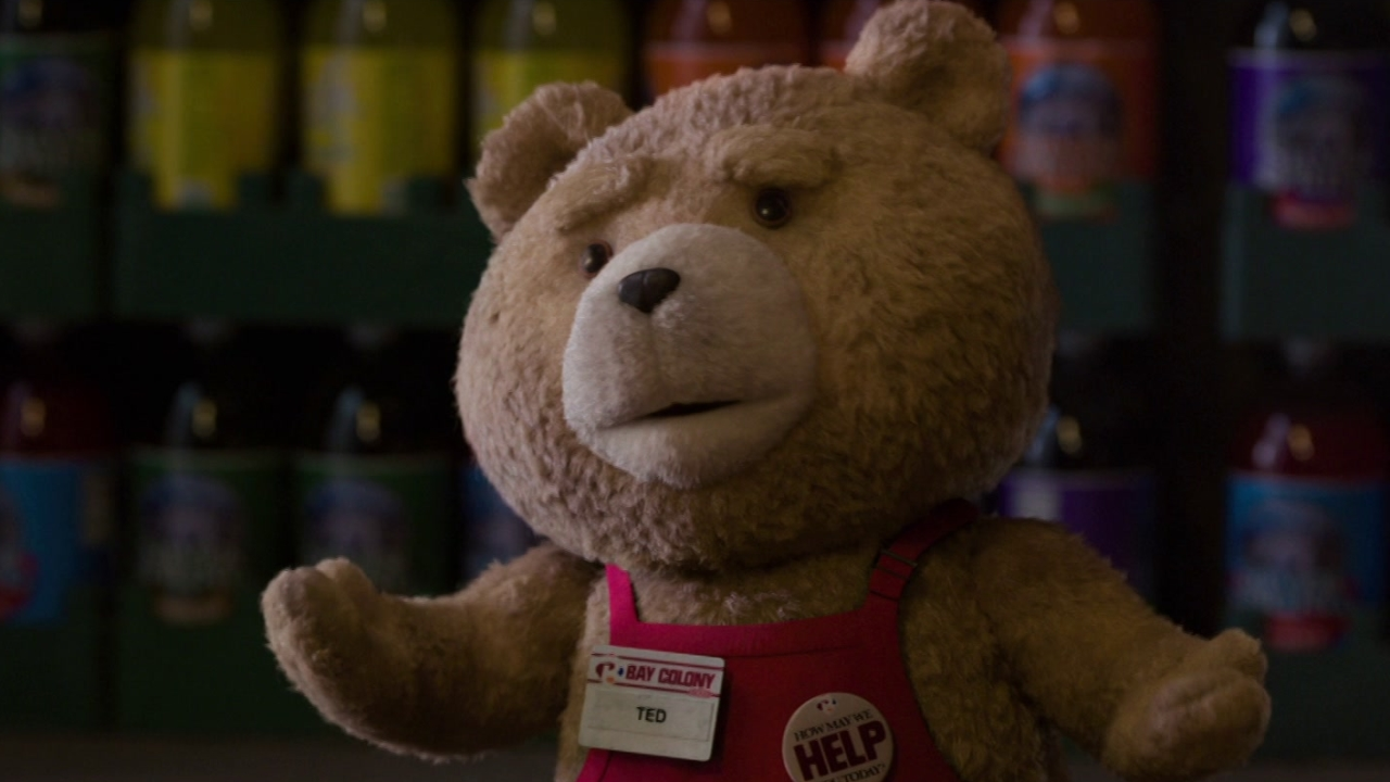 Ted 2: Ted Wants A Baby