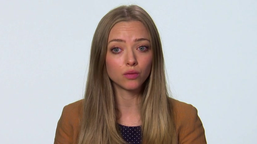 Ted 2: Amanda Seyfried On Seth MacFarlane
