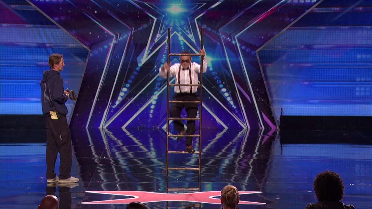 America's Got Talent: Uzeyer Novruzov