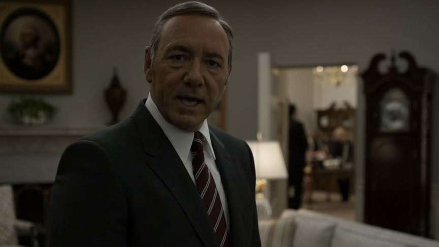 House Of Cards: The Face Of A Coward