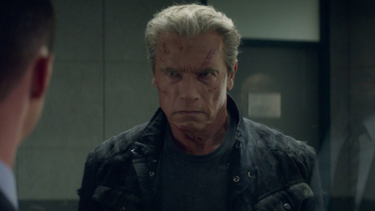 Terminator: Genisys: I Can Work With That