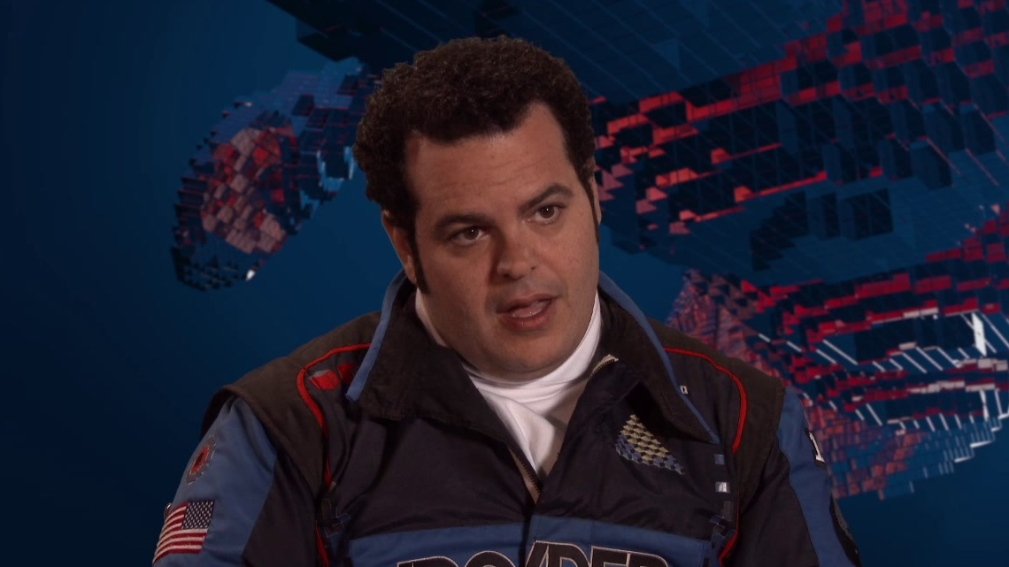 Pixels: Josh Gad On His Role In The Film