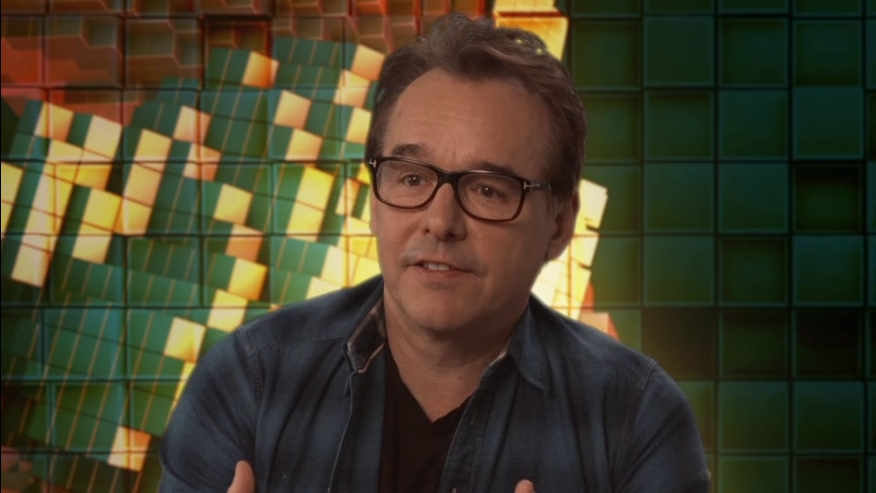 Pixels: Chris Columbus On How Unique The VFX Are