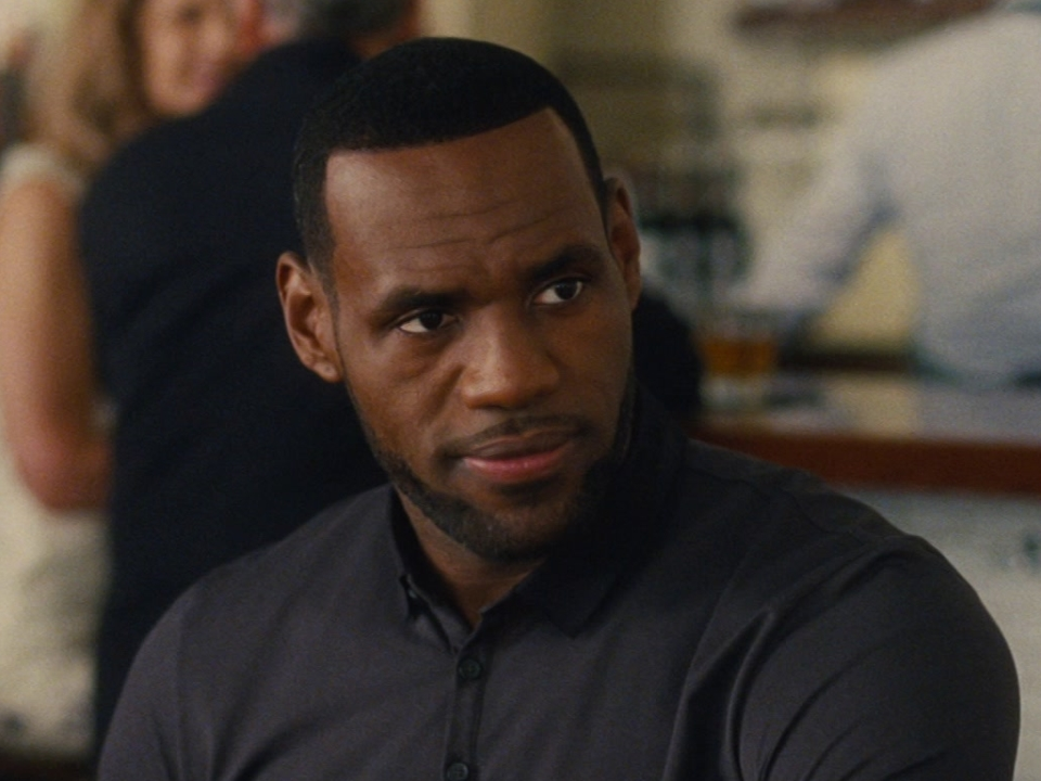 Trainwreck: LeBron Talks To Aaron About How Awesome Cleveland Is