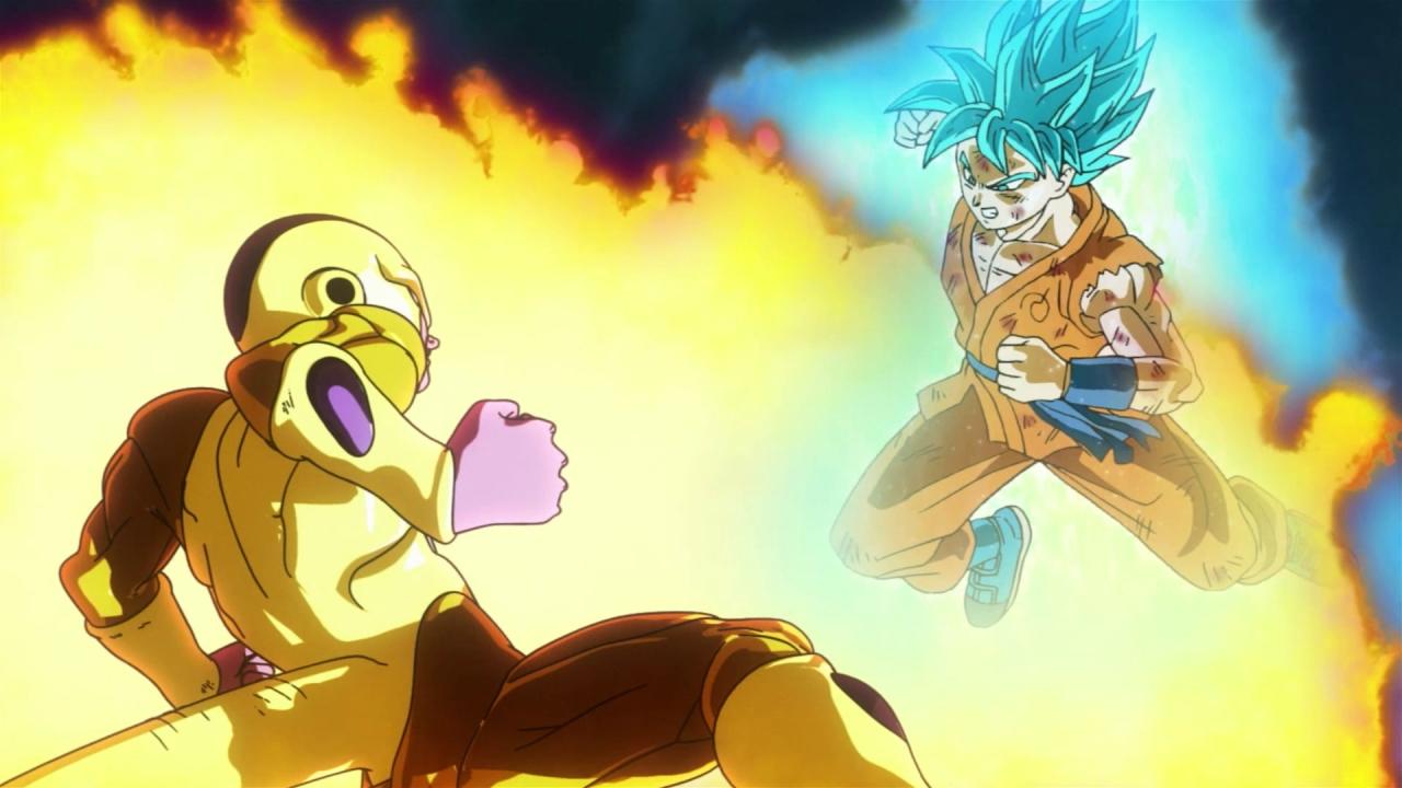 Dragon Ball Z: Resurrection 'F' (15 Second Spot)