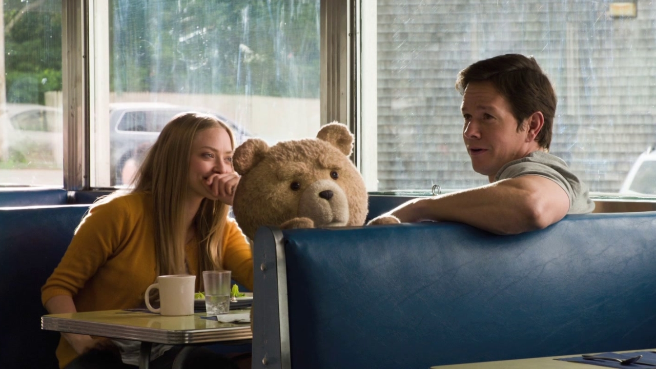 Ted 2: Sam Teaches A Lesson