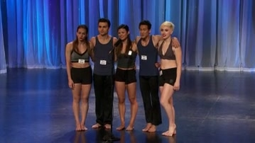 So You Think You Can Dance: Vegas Callbacks 2/Top 20 Chosen