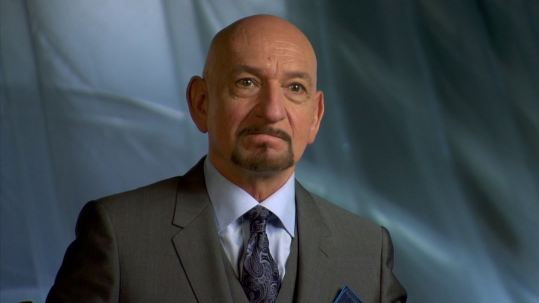 Self/Less: Ben Kingsley On His Character