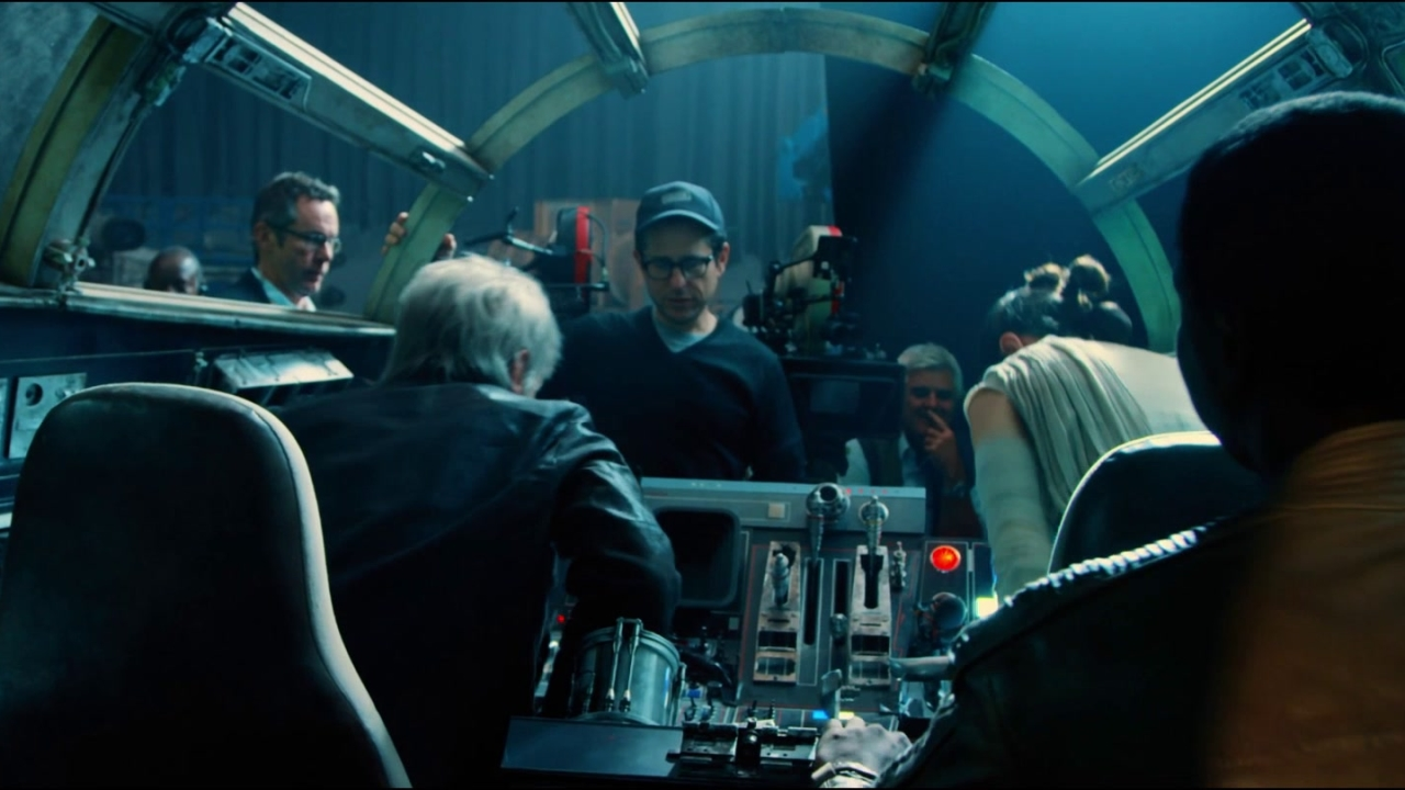 Star Wars: The Force Awakens (Comic Con Featurette)
