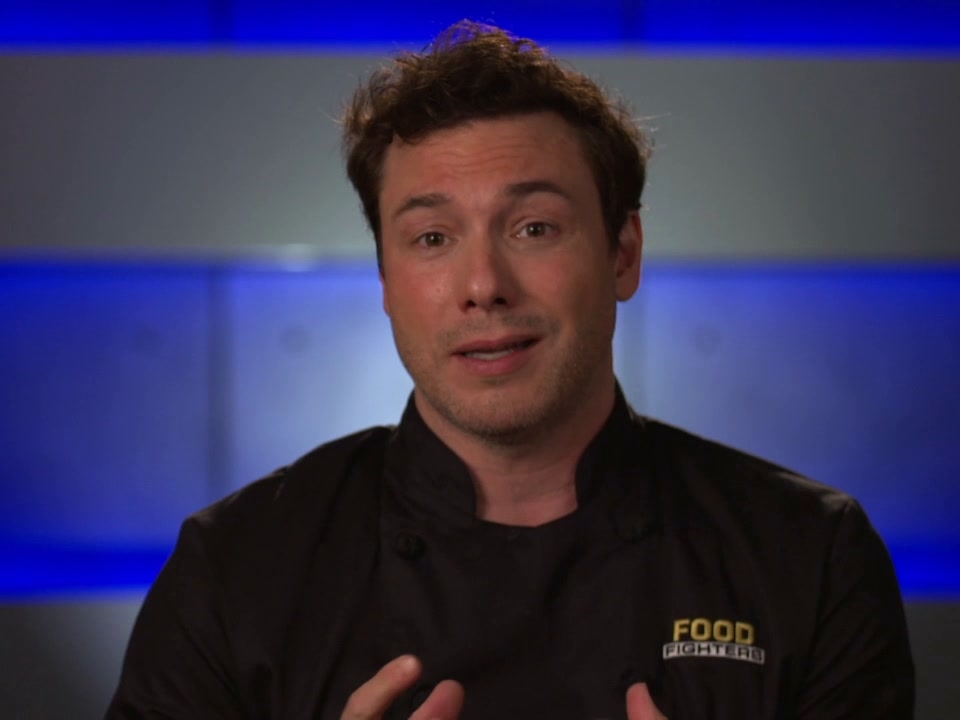 Food Fighters: Pasta Cook-Off