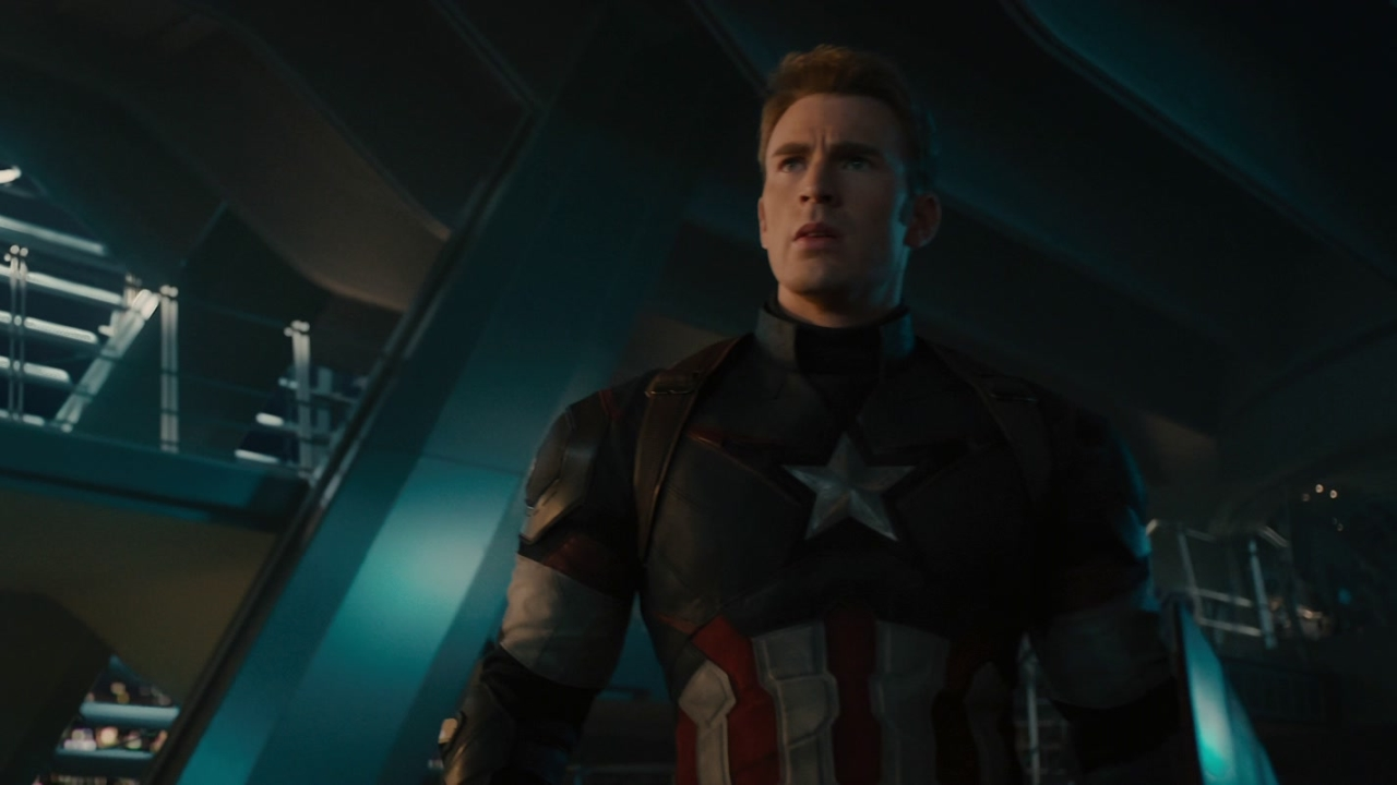 Avengers: Age Of Ultron: Vision Rises