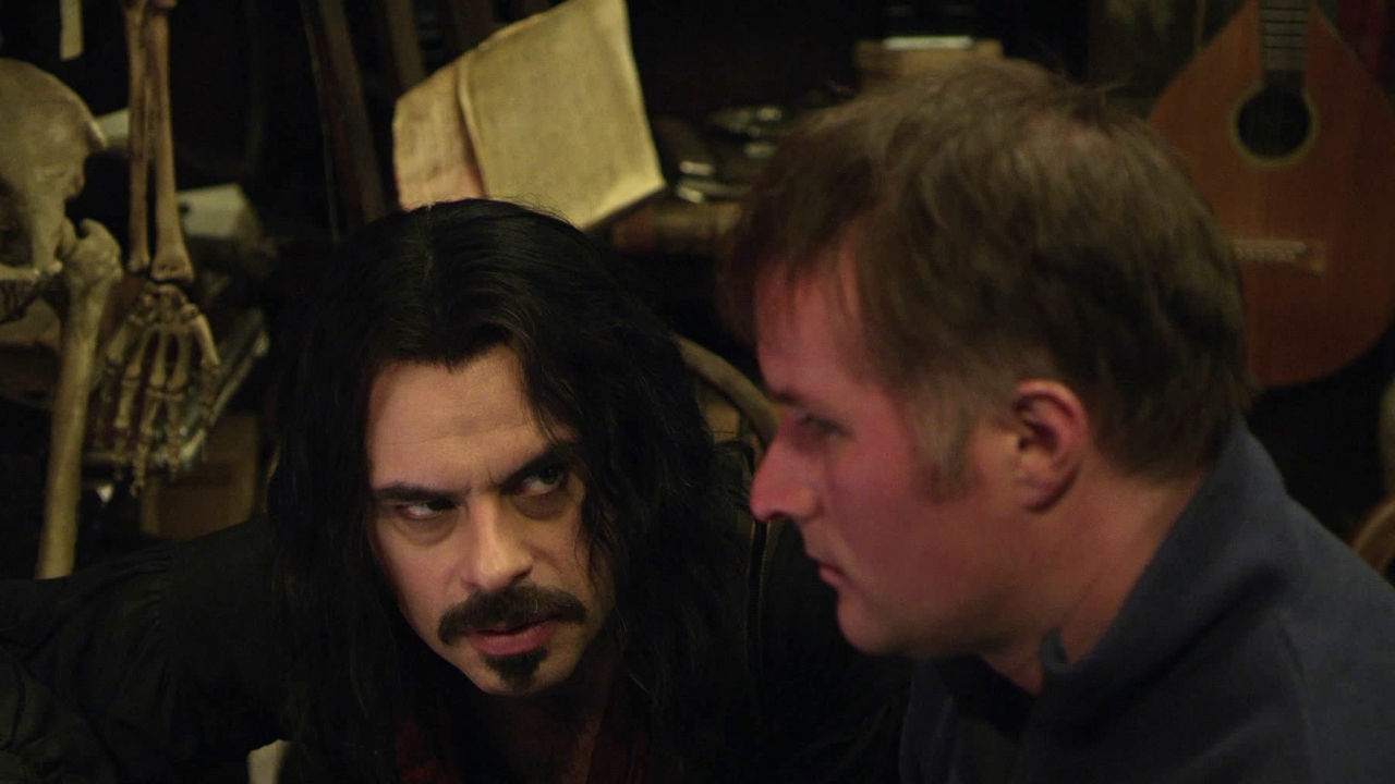 What We Do In The Shadows: Nick's Victim