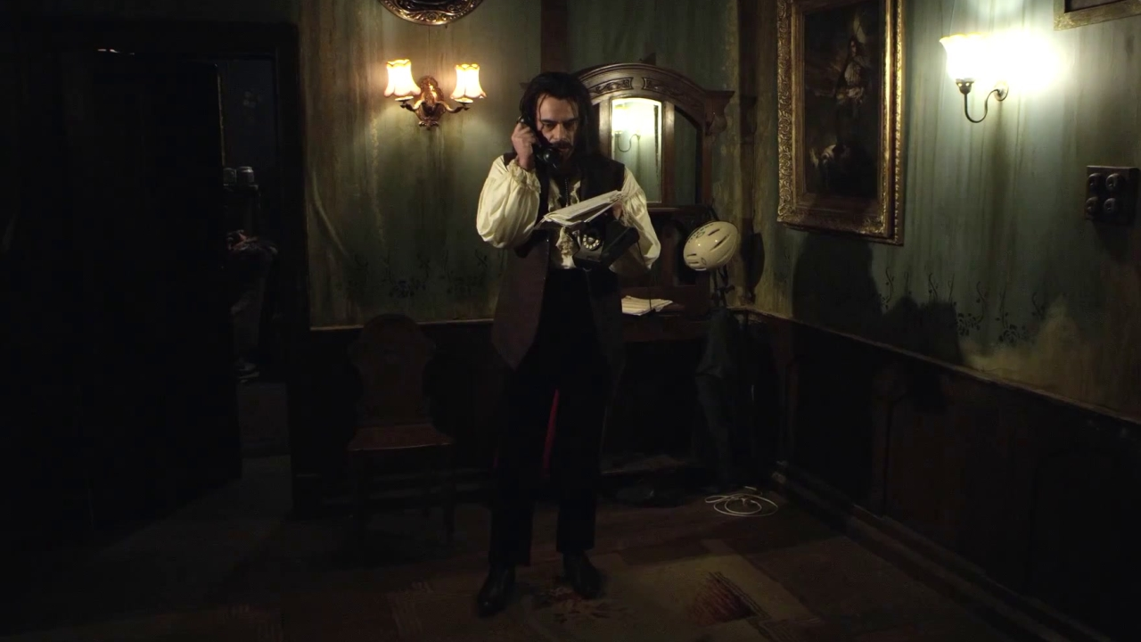 What We Do In The Shadows: Phone Hypnosis