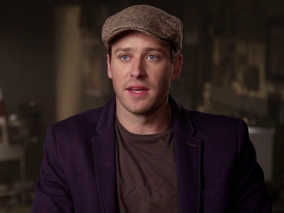 The Man From U.N.C.L.E.: Armie Hammer On His Character