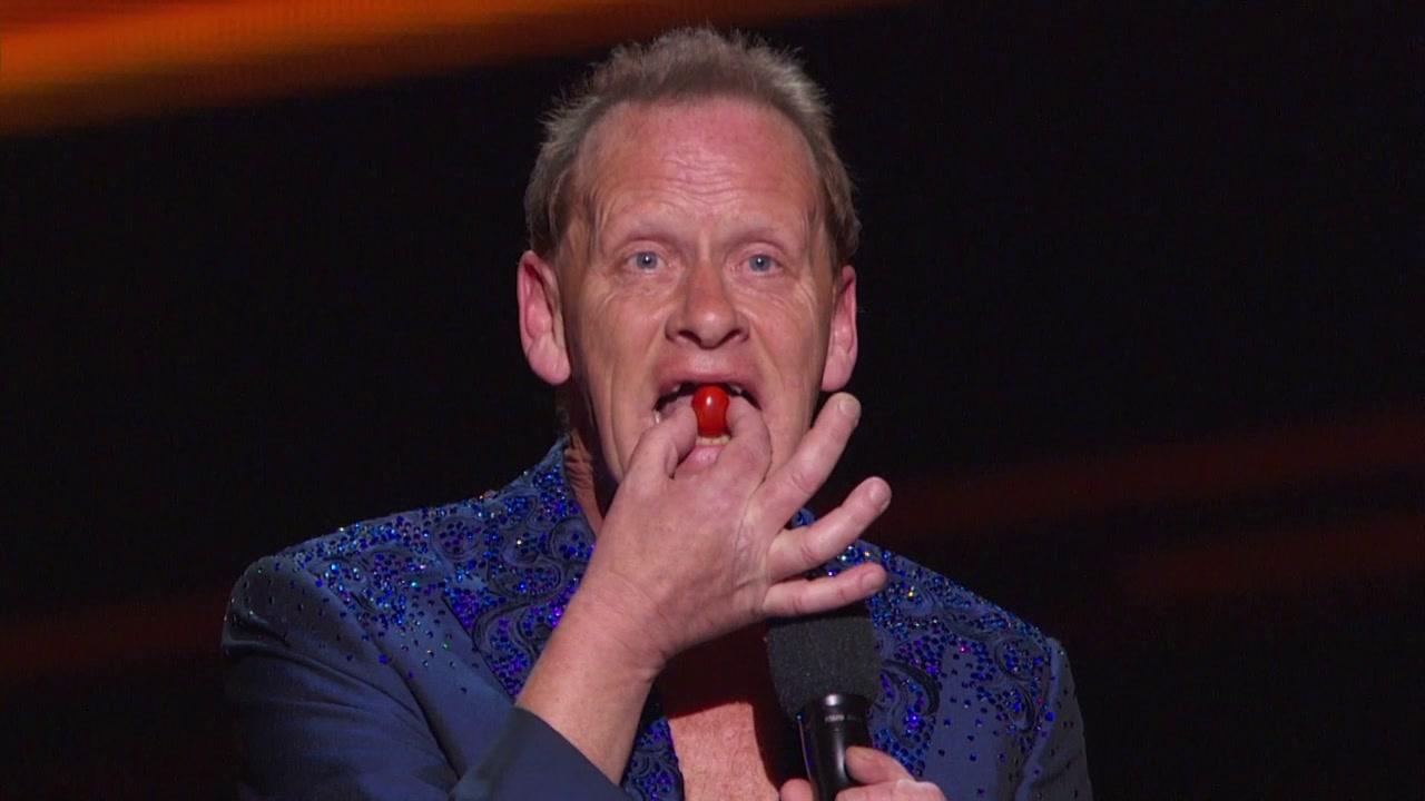 America's Got Talent: The Regurgitator Slices