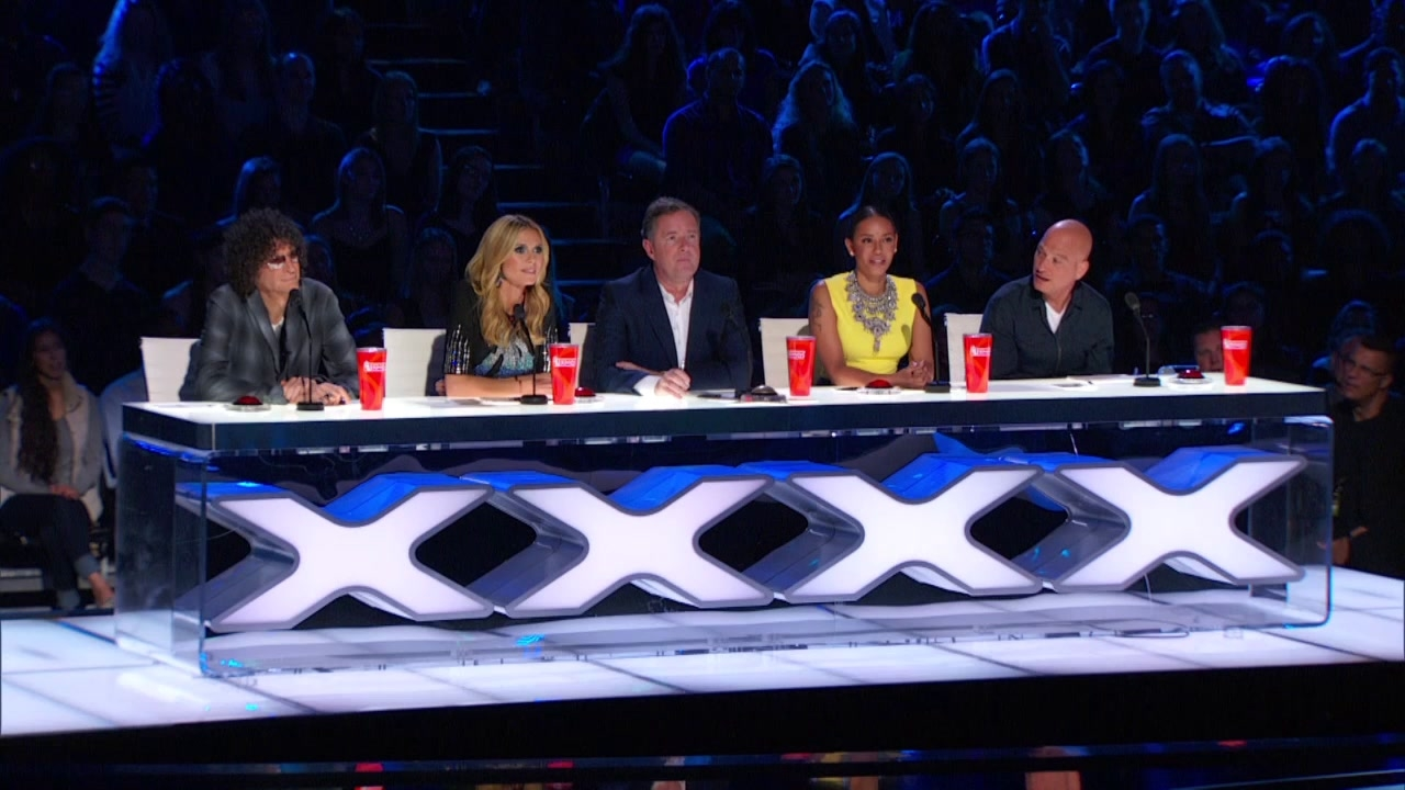 America's Got Talent: Derek Hughes