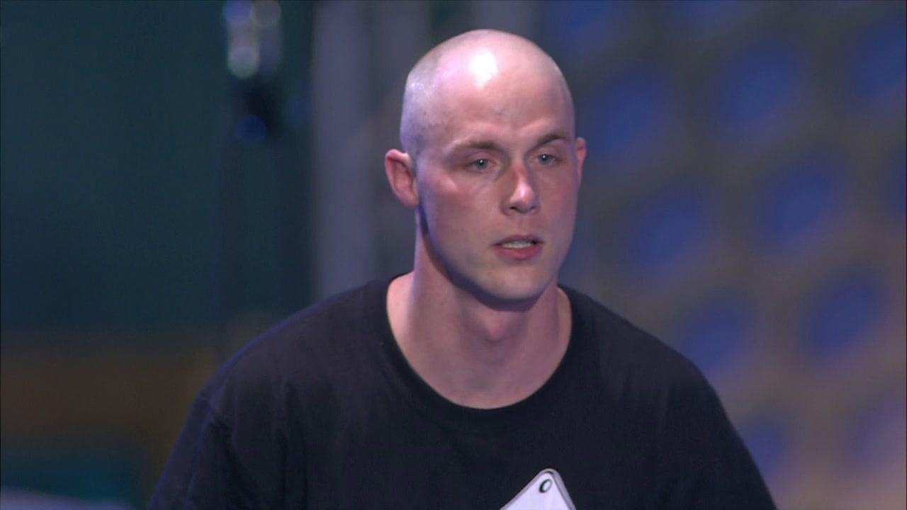 American Ninja Warrior: Matt Jordan's Run