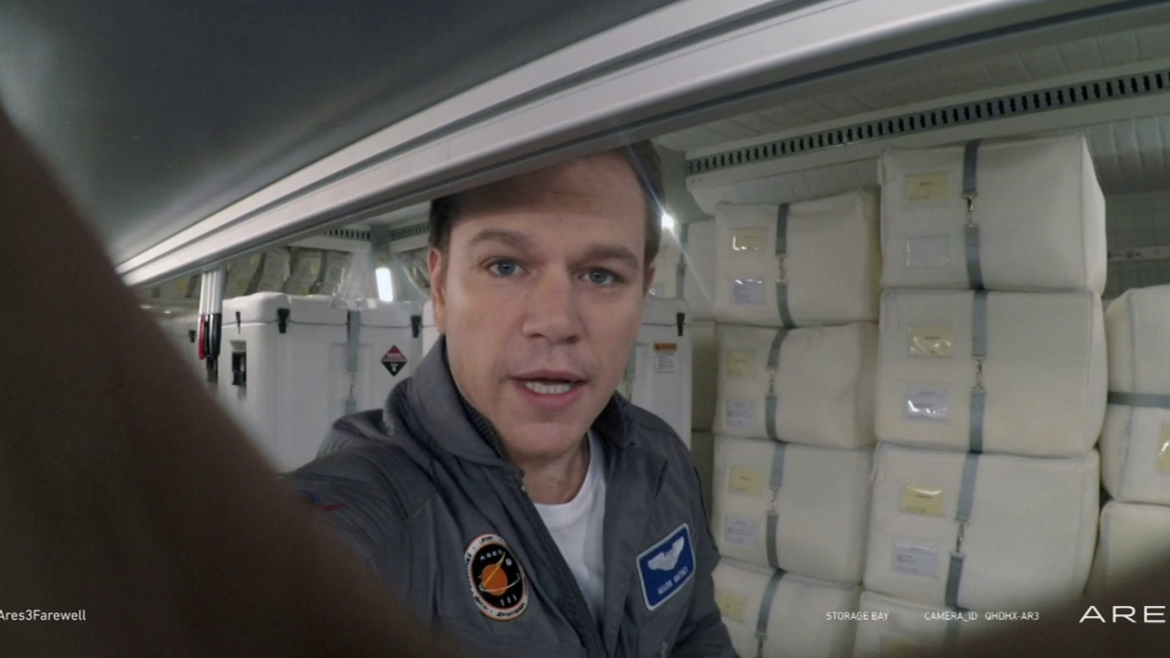 The Martian: Ares: Farewell (Featurette)