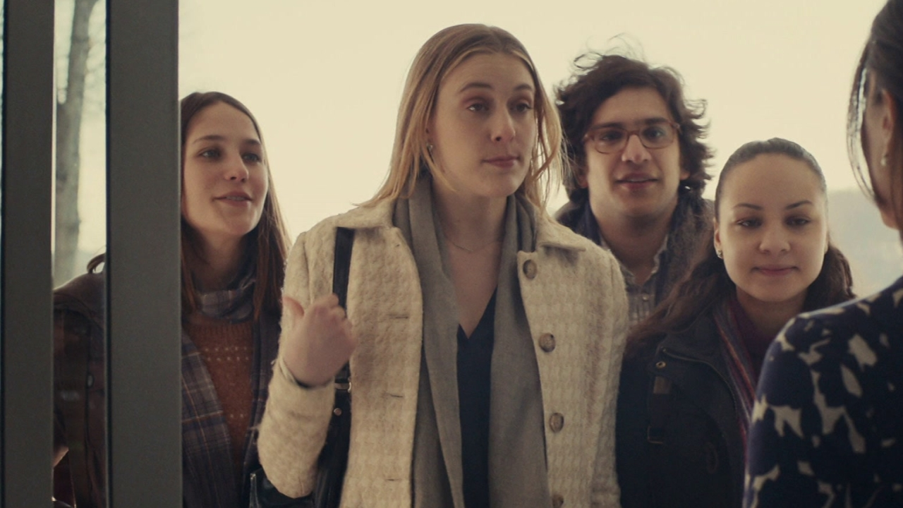 Mistress America: Who Are These People?