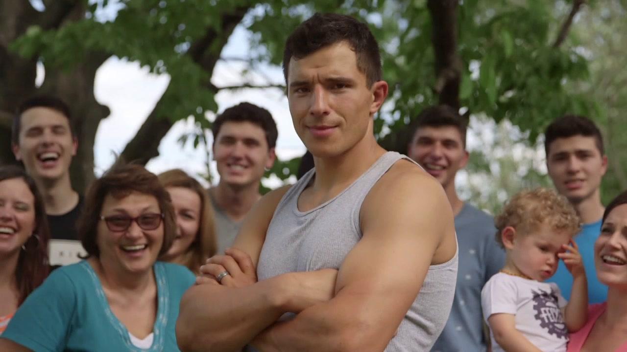 American Ninja Warrior: Pavel Fesyuk