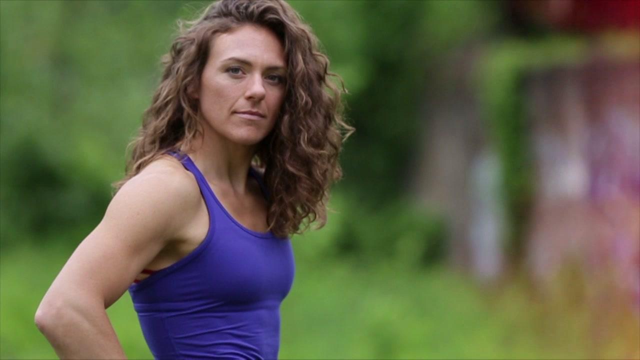 American Ninja Warrior: Michelle Warnky