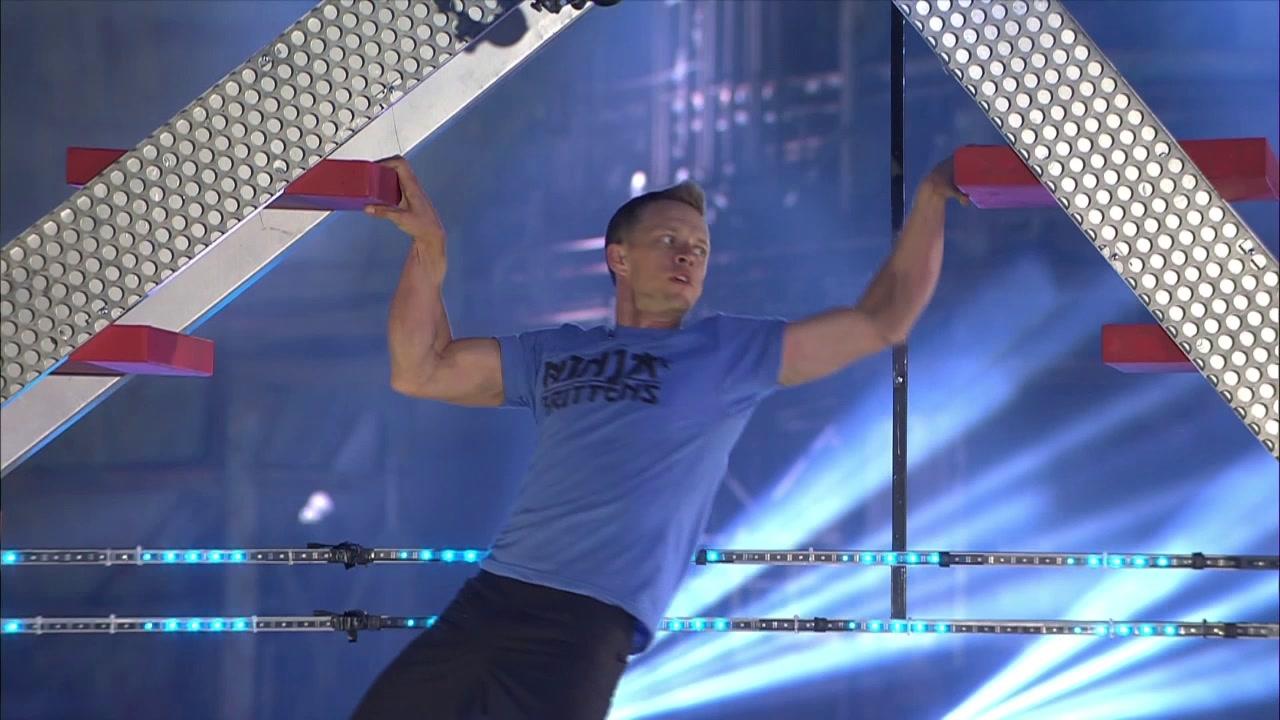 American Ninja Warrior: Geoff Britten