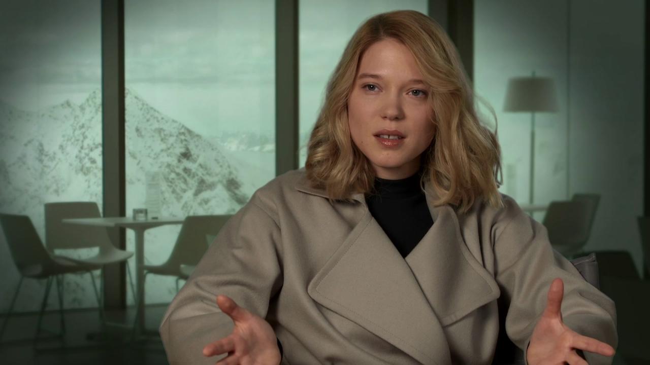 Spectre: Bond Women Of Spectre (Vlog)
