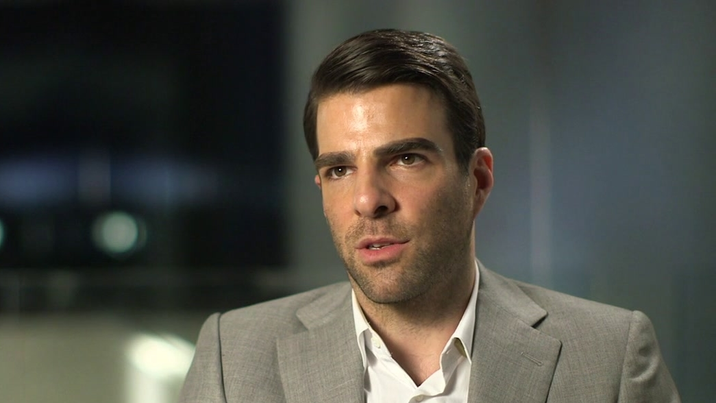 Hitman: Agent 47: Zachary Quinto About The Director Aleksander Bach