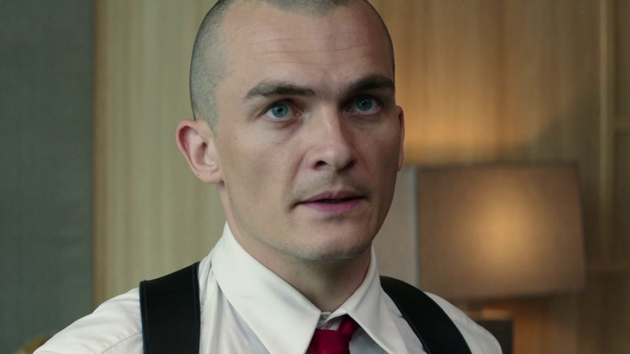 Hitman: Agent 47: Hotel Fight