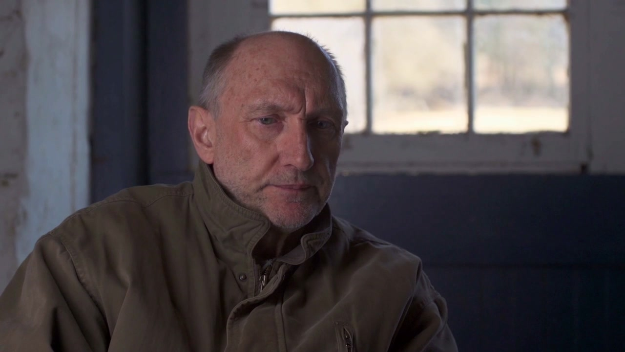 The Visit: Peter McRobbie On His Character