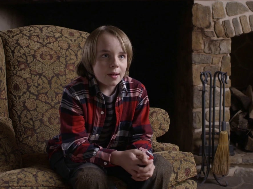 The Visit: Ed Oxenbould On His Character