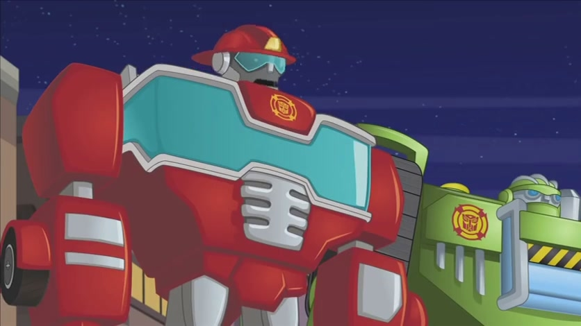 Transformers Rescue Bots: Land Before Prime: Dinobots In Battle