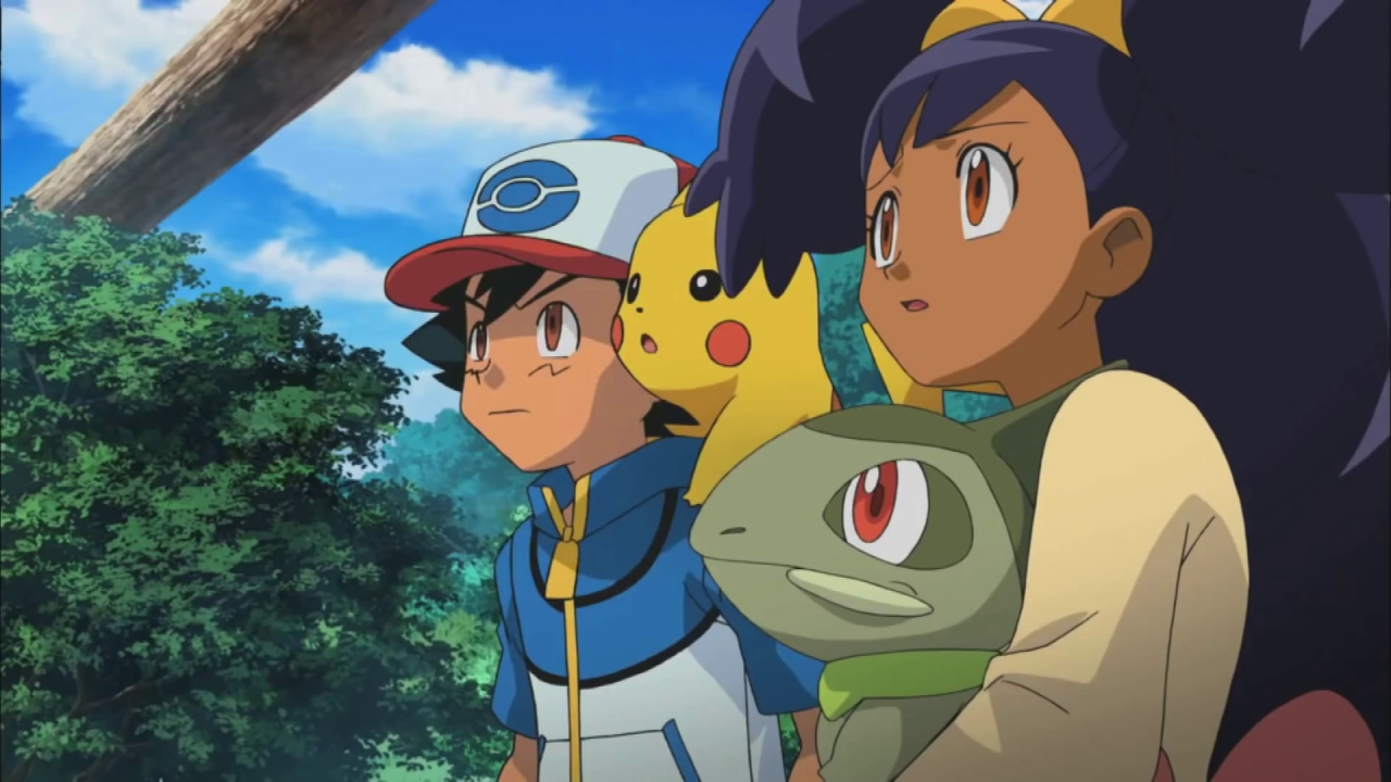 Pokemon The Movie: Genesect And The Legend Awakened